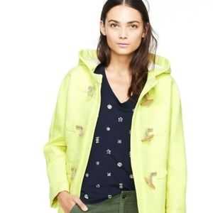 J. Crew Spring 2014 Collection Embellished V-neck